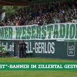 Image for the Tweet beginning: Fan-Protest? Während des #Werder-Trainingslagers im