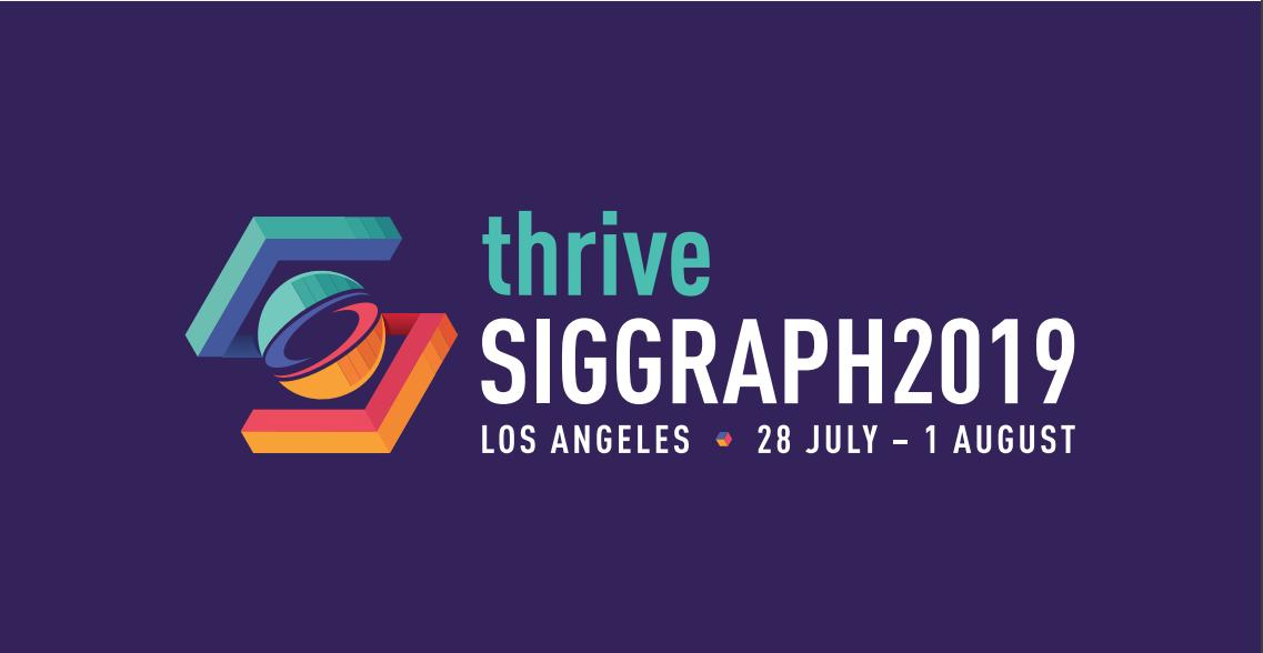 TODAY ONLY! Use complimentary promotional code SKETCHFAB19 for your free #SIGGRAPH2019 exhibition pass. And come visit us at booth #1025 for demos, giveaways, and more! Register here: register.rcsreg.com/r2/siggraph201…