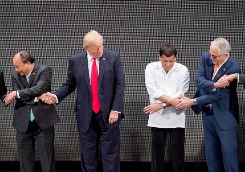 #TheCraziestThingIveDone was doing the hokey-pokey with the 'stable genius'