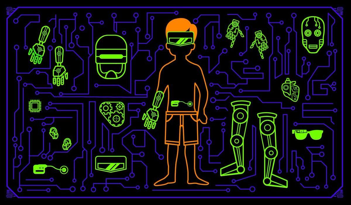 MOM: Why I'm turning my son into a cyborg...