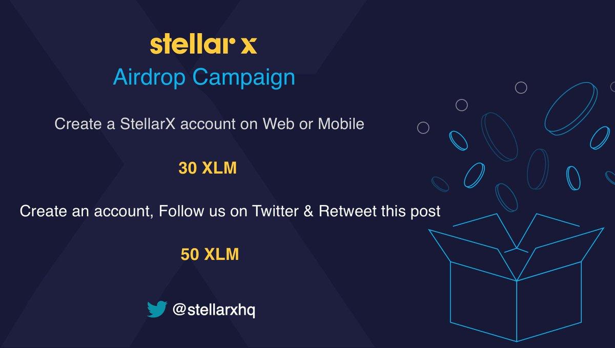 StellarX on Twitter: