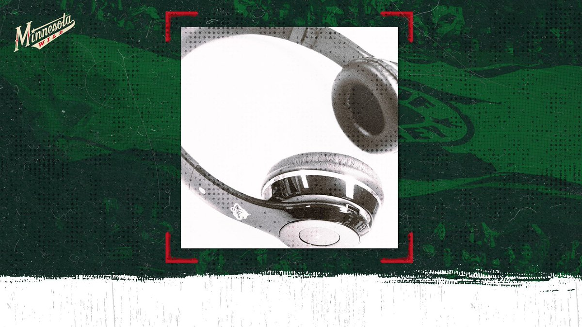 Whether you want to rock out to @Matt_Dumba's warmup playlist or the #StateOfHockey anthem, these wired #mnwild headphones will be music to your ears 🎶  RT to enter. One random winner.