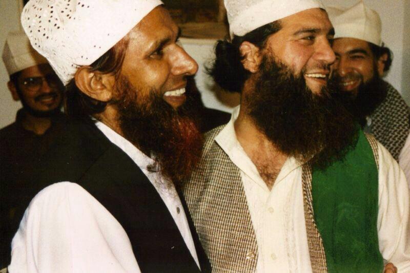 A beautiful event yesterday at Jamia Masjid Naqshbandia Aslamia Bradford   In loving memory of Khwaaja Shaykh Sufi Muhammad Aslam Rahmatullah 'Alayh (Darbaar E Aliya Sanwlah Gurah Shareef).  May Allah Azzawajal elevate their ranks.  #Mawlid #Urs #Naqshbandi #Sufi