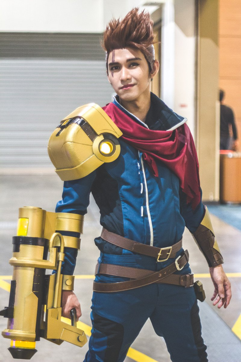 Mobile Legend Cosplay Costume