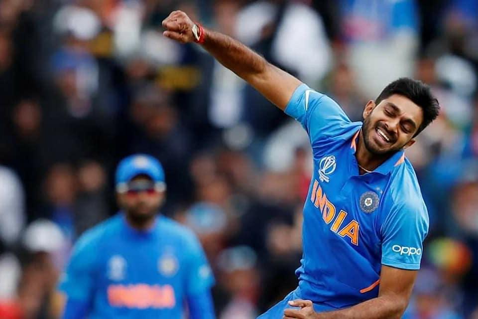 Pace bowling all-rounder Vijay Shankar