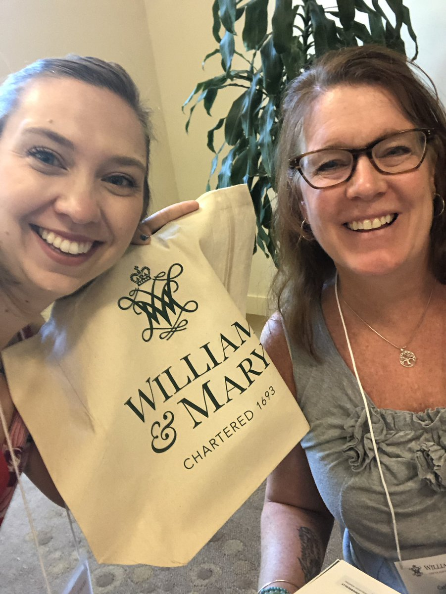 Day 1 of AP Lang training! #APLang  #teachersinsummer @CBoone414   What's happening in Boulder @real_trem?!<br>http://pic.twitter.com/yAObEpWd3a – à W&M School of Education
