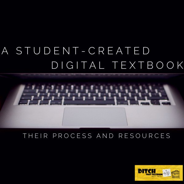 A student-created digital textbook: Their process and resources ditchthattextbook.com/2016/03/18/a-s… #ditchbook #edtech