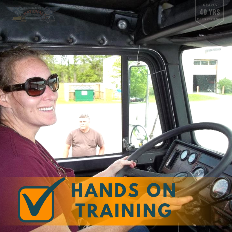 Prepare for a career in trucking.  #cdlicense #cdltraining #truckdriving #truckers Professional Truck Driver Training  Call: 800-488-7364/902-272-4000 http://ow.ly/WAkF30ojpy7