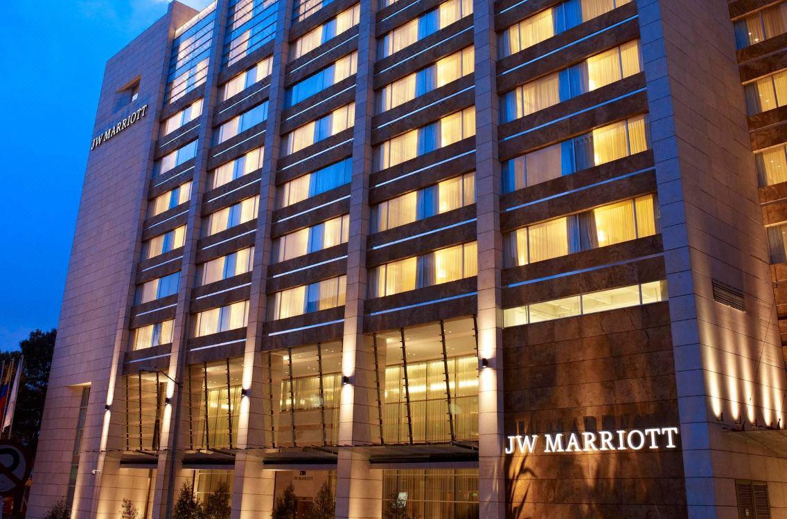 Categoría Hotel de Conferencias Líder: JW Marriott Hotel Bogotá      en los premios @WTravelAwardsES @Cotelcolombia @JWMarriottBog https://t.co/OswteDgI91