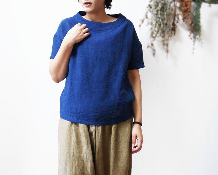 Antique linen bottle neck pullover #SORTE  #madeinjapan  #fashion  #linen  #coordinate #ソルテ  #日本製  #ファッション  #リネン  #リネンコーデ #ナチュラルコーデ #大人コーデ #30代コーデ #40代コーデ #50代コーデ #天然素材  #大人ナチュラル服 #30代 #40代 #50代 #丁寧な暮らし