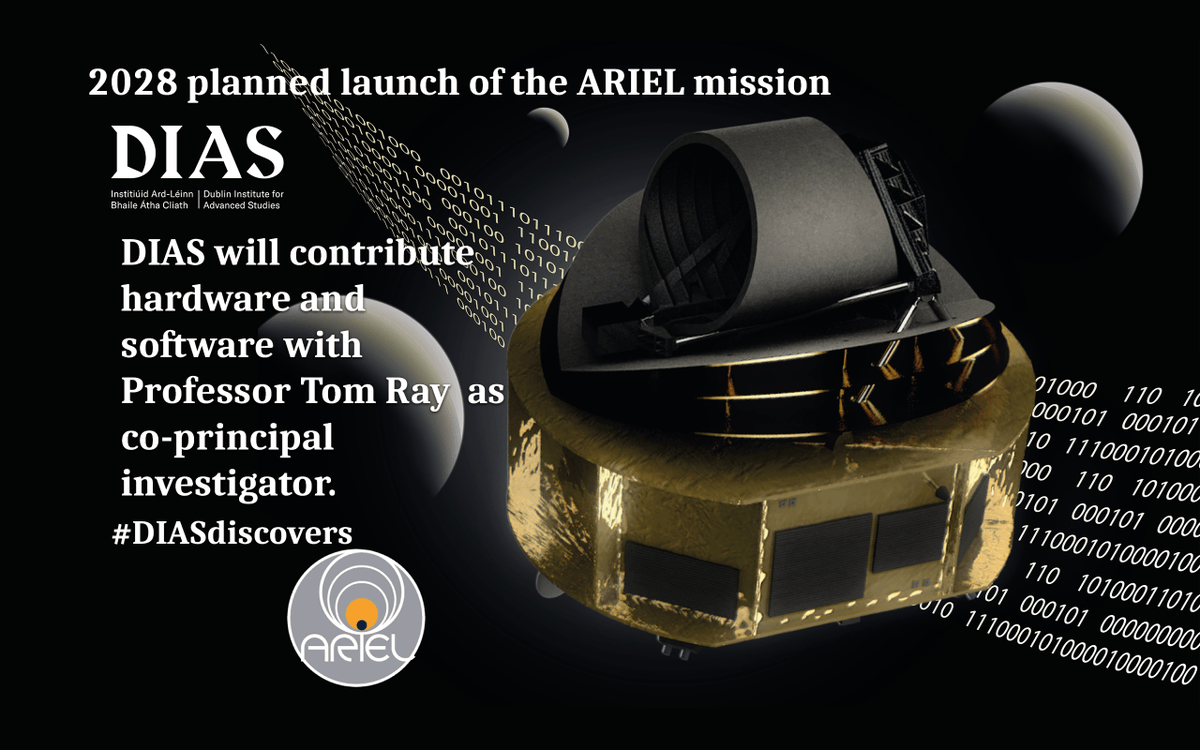 test Twitter Media - 🌌 The future of space research at DIAS includes high levels of international collaboration on 3 major international satellite missions launching in 2020, 2021, and 2028!  🛰️ @esa Solar Orbiter  🛰️ @esa, @NASA, @csa_asc @NASAWebb 🛰️ @esa ARIEL   #DIASdiscovers #JWST #Space https://t.co/w7A68gzXMx