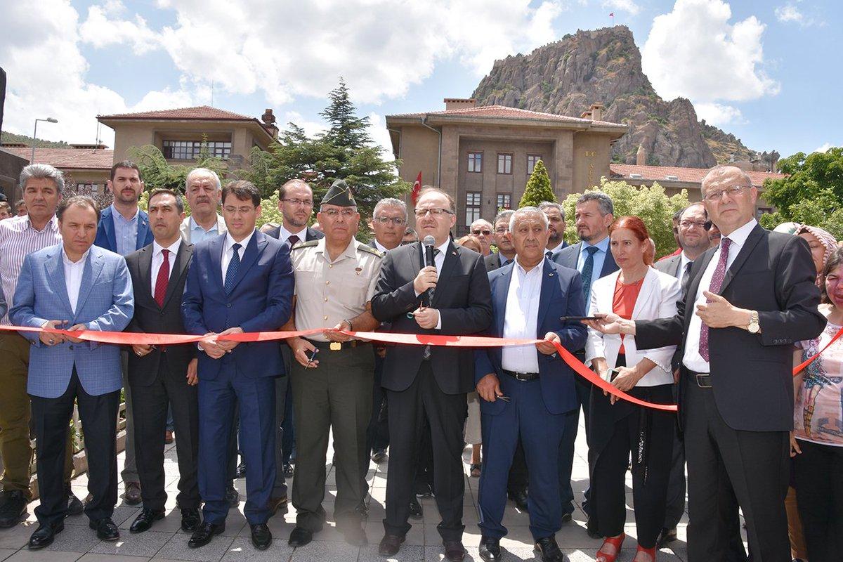Vali Tutulmaz, Afyonkarahisar Belediyesi ve Cumhurbaşkanlığı İletişim …