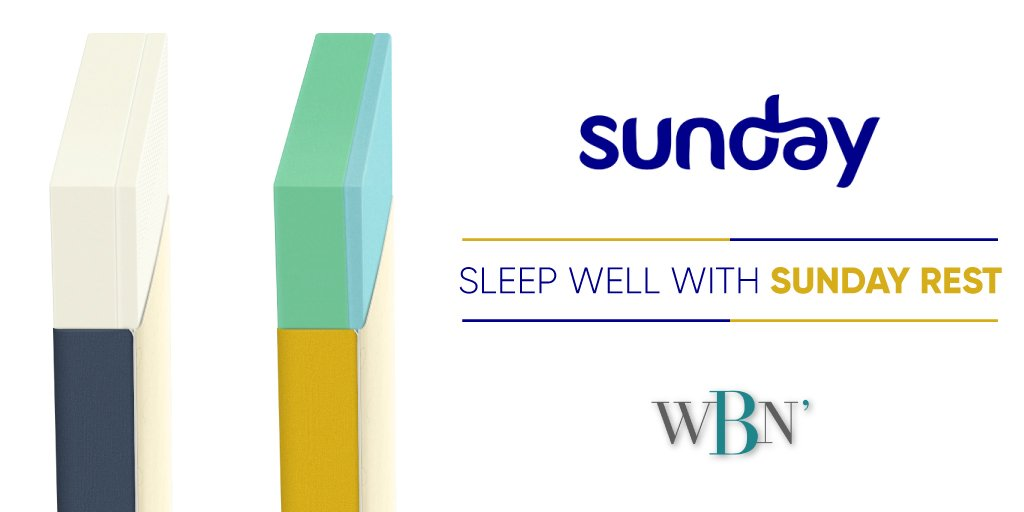 Sunday Rest, India's first sleep-focused online start-up has launched its 4th generation of sleep products.  . Read more: http://www.whatsbrandnew.com/sleep-well-with-sunday-rest/… . . #shopoholics #shoppingday #lifestyle #HomeNeeds #shopping #fashion #FashionDecor #shop #HomeDecor #sale #Bed #Cushion #LatexBed