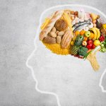Image for the Tweet beginning: Nutritional psychiatry - your brain