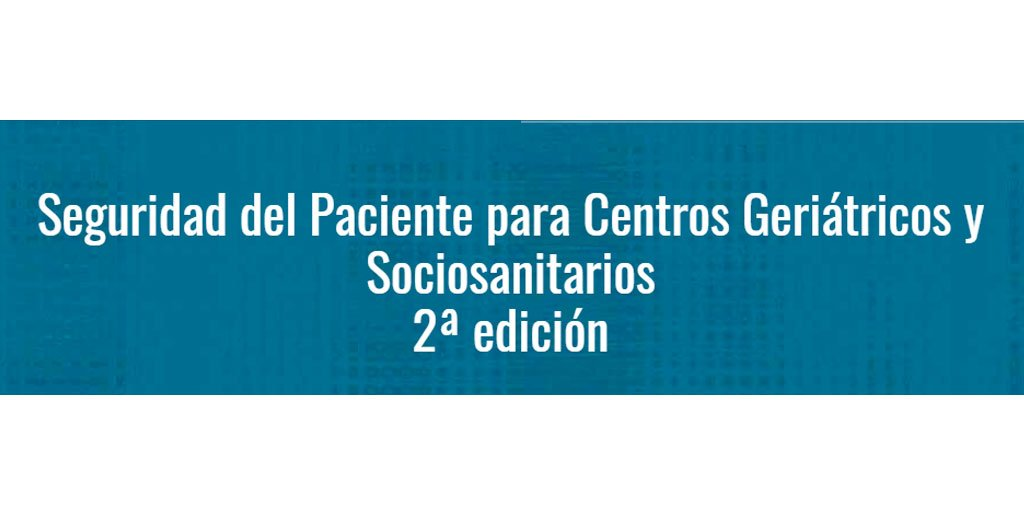 """test Twitter Media - ✍@seggeriatria convoca la segunda edición del curso online """"Seguridad del Paciente"""" para centros geriátricos y sociosanitarios. Toda la información vía @GeriatricArea https://t.co/SwooARZSCx #PersonasMayores https://t.co/jAlBQw5hUW"""