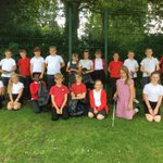 Image for the Tweet beginning: Year 5 completing their @ABYyouthtrust