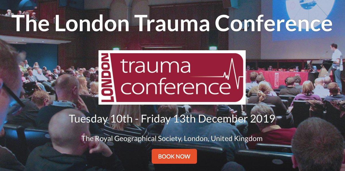 London Trauma Conference 2019 (@LDN_TC) | Twitter