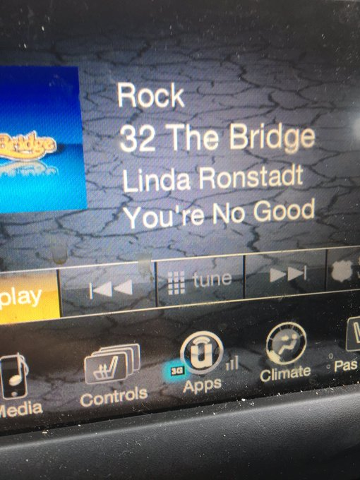 Happy birthday, Linda Ronstadt.  Remarkable singer and remarkable beauty to a youngster growing up in the 1970s.