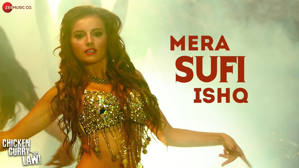 Here is #ChickenCurryLaw first song named #MeraSufiIshq