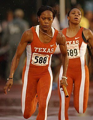 Did you know?  As a freshman for the @TexasLonghorns in 2003, @SanyaRichiRoss won the @NCAATrackField National Championship in the 400 meters with a time of 50.58.  Join her at #ReclaimingYouthSports19 on Aug. 3rd.  Get your tickets here 👇https://reclaimyouthsports19.eventbrite.com