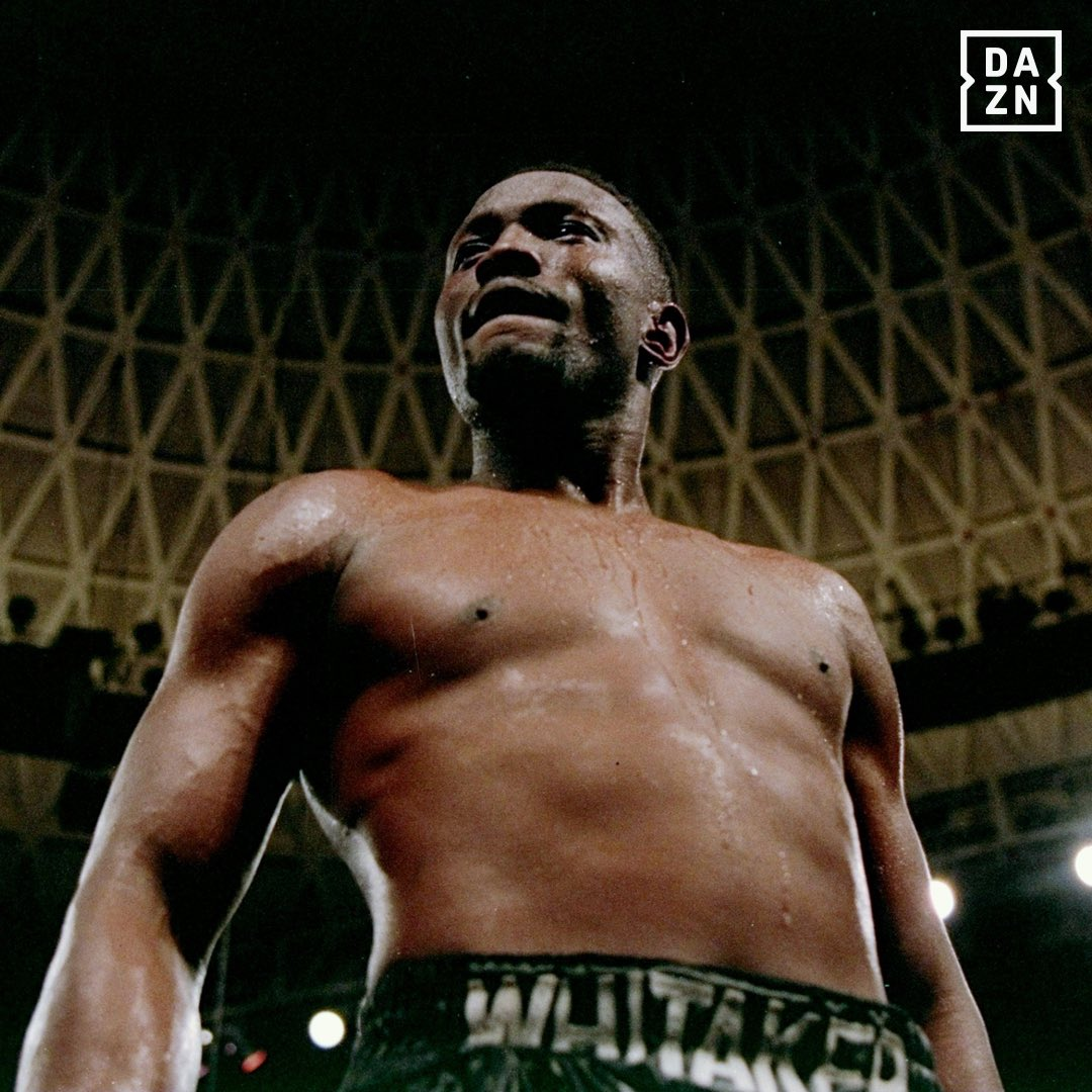 According to reports, Pernell Whitaker has died after being hit by a vehicle.   He was 55 years old.
