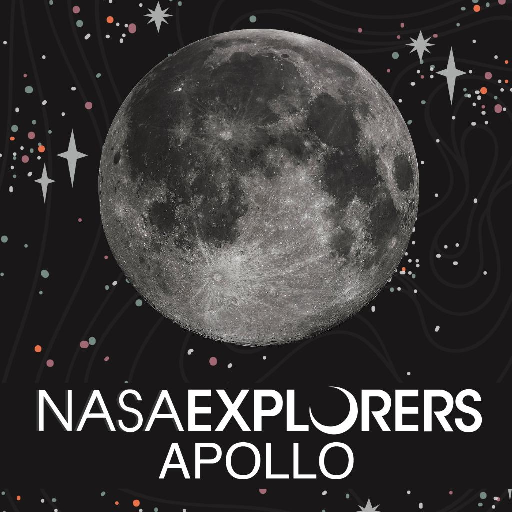 Let's get historic for this week's #MondayMotivation! The #Apollo50th anniversary is almost here. Get inspired by stories about the Moon & the people who explore it with the new NASA Explorers: Apollo podcast series. Download & listen at https://www.nasa.gov/nasa-explorers-apollo ….