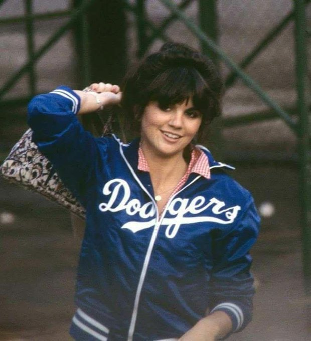 Happy Birthday to Linda Ronstadt, whose music inspired the Linda Ronstadt fastball.    Blew By You