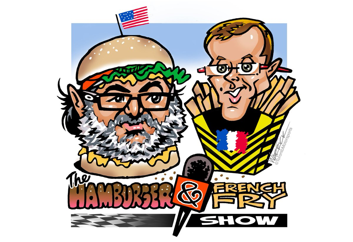 Its the first Hamburger & French Fry Show in ages! Our guests for The Week In IndyCar are Dale Coyne Racings Sebastien Bourdais+Andretti Autosport Indy Lights driver Ryan Norman, who completed his first IndyCar test in June. If you have questions for us, send them in now!