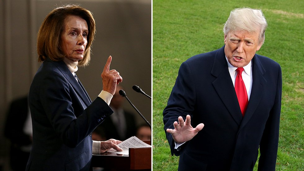 "JUST IN: Pelosi announces House resolution to condemn Trump tweets telling Dem congresswomen to ""go back"" to their countries http://hill.cm/cTiGWaZ"