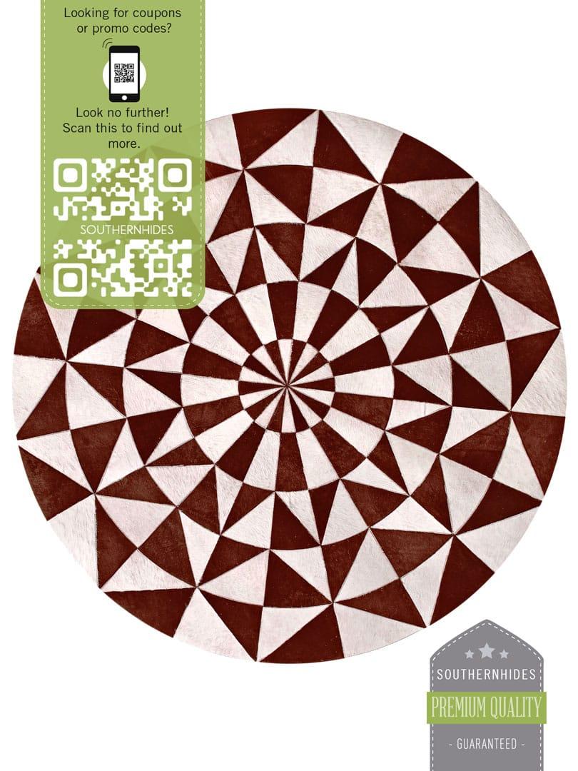 American Patchwork Cowhide Rug https://t.co/O7fEV1u5vL #Circle #AmericanPatchwork #Round #Circular #Modern https://t.co/jFQW0TrC1S