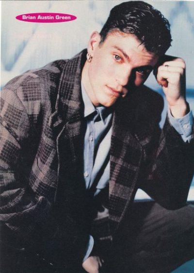 Happy 46th Birthday Brian Austin Green AKA David Silver