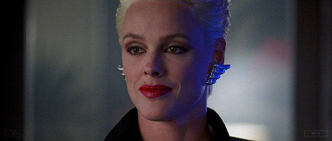 Happy Birthday to Brigitte Nielsen who turns 56 today! Name the movie of this shot. 5 min to answer!