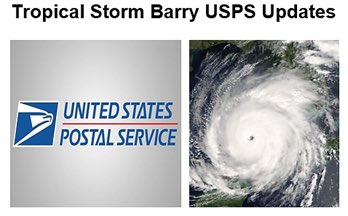 @USPS is resuming all operations (Delivery & Retail Services) at all #Louisiana #PostOffices today, July 15. Our #LetterCarriers will be delivering #Mail, where it is safe to do so. #TropicalStormBarry #Barry @NOLAnews @FOX8NOLA @WDSU @WWLTV @WGNOtv @WAFB @WBRZ @KLFY @CityOfNOLA<br>http://pic.twitter.com/xUB1wEJ8Y7
