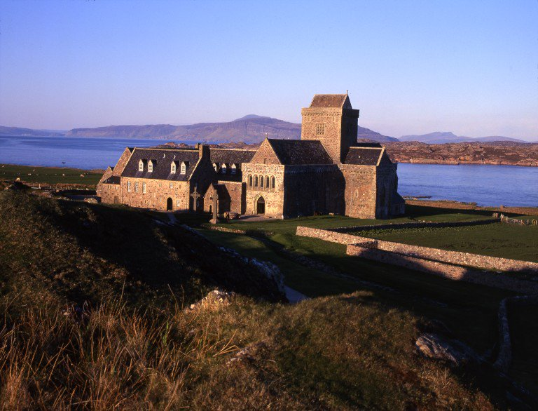 Could this be your new office? The tiny island of Iona is one of Scotlands most evocative and cherished places - and were looking for a Monument Manager to help look after its beautiful Abbey and Nunnery. For full details and online application see ow.ly/rKJh50uZxjh