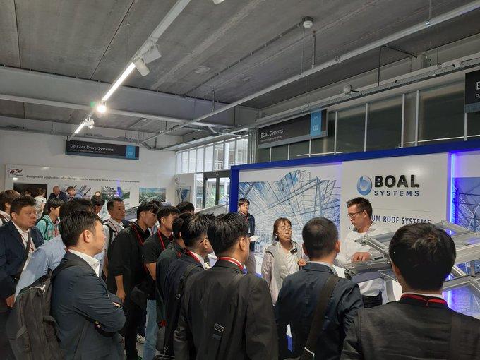 Japanse delegatie uit Kochi bezoekt Westlands bedrijfsleven https://t.co/ZVhDxWEbWH https://t.co/xjwFnTLwcl