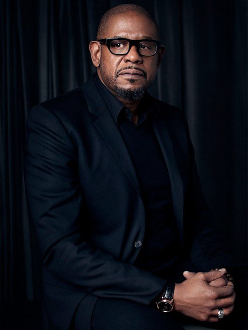 Happy 58th Birthday Forest Whitaker!
