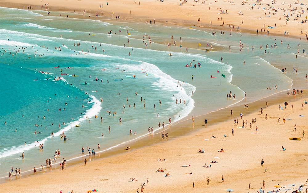 48 hours in. . . #sansebastian the #Spanish beach town turned Michelin hotspot  https://bit.ly/2JHtwHB #zurriolabeach