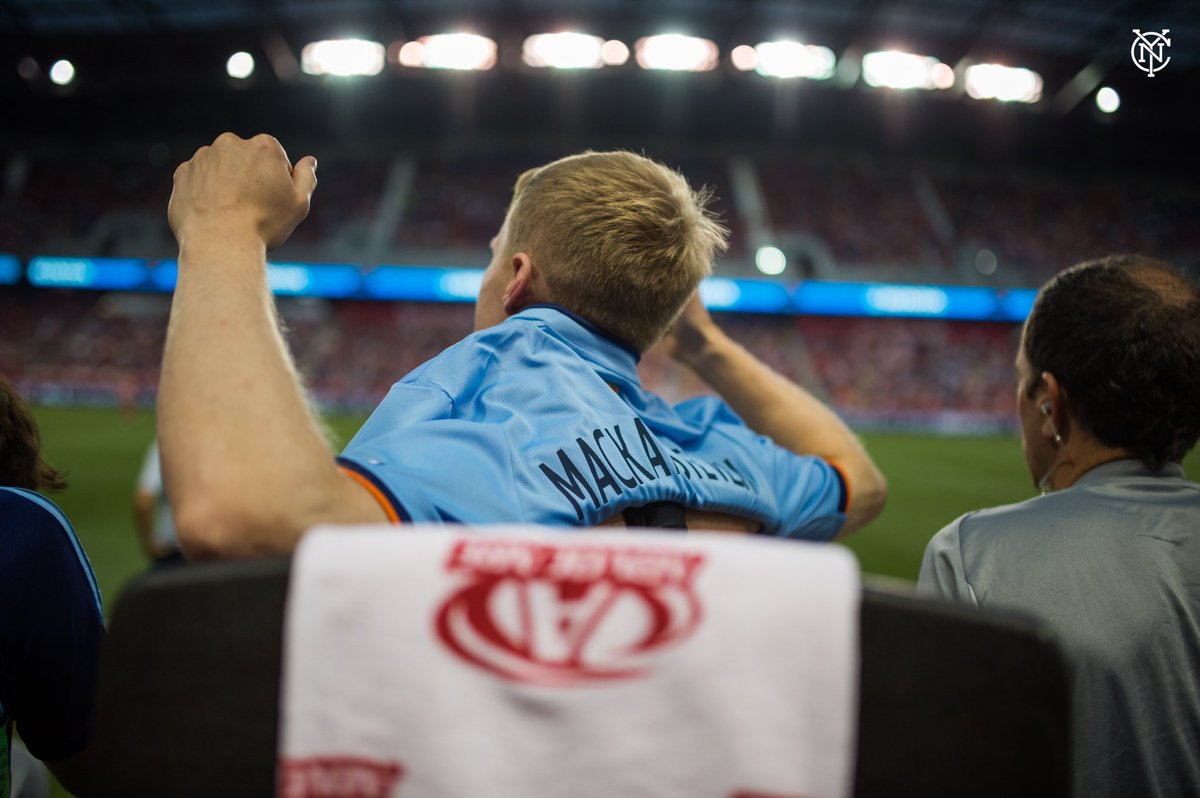 | Hudson River Debut #NYCFC    Just the start for @Gary__11 <br>http://pic.twitter.com/d5VL9NarGt