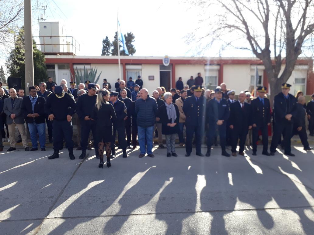 Acto conmemorando 30° Aniversario de la Unidad Regional @xeniagabella