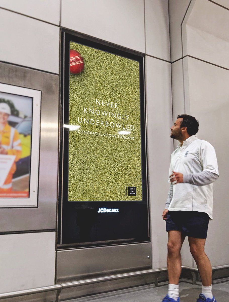 Great example of reactive #OOH this weekend from @jlandpartners supporting @englandcricket on their #ICCCricketWorldCup2019 win. For more opportunities check out  https:// talonoutdoor.com/generator      #TalonGenerator<br>http://pic.twitter.com/MiwlwcyvTB