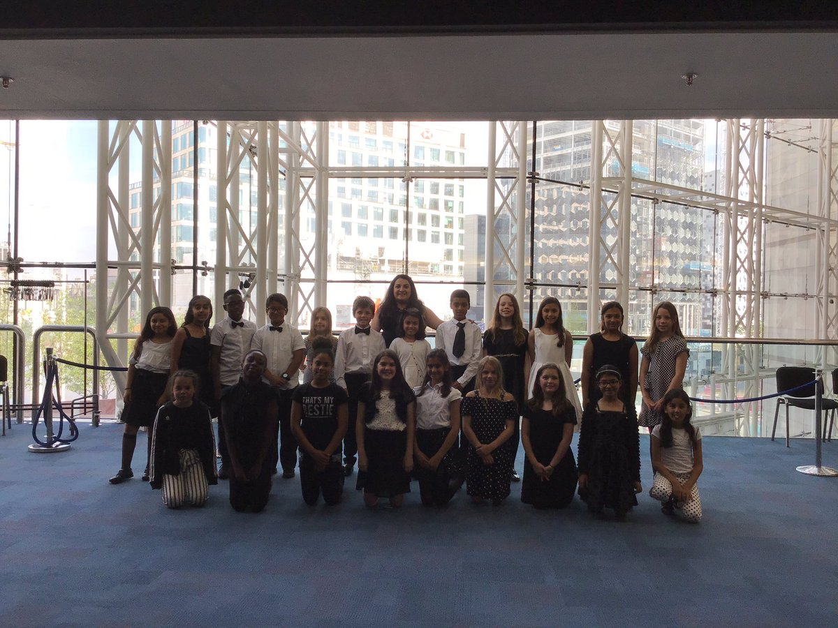 We are excited for our performance as part of the Youth Proms in the Symphony Hall tonight. #teammeregreen #atlp @the_atlp @mgcps_b75