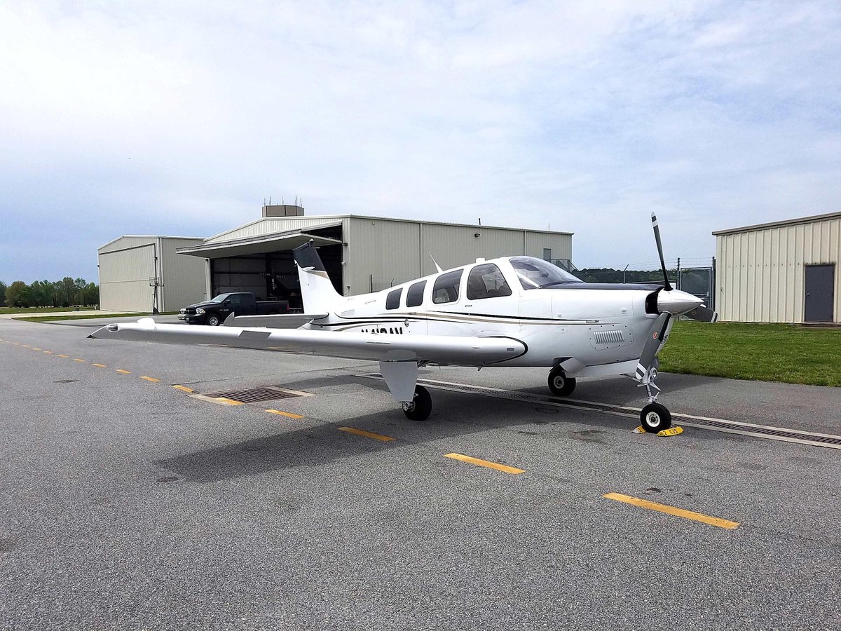 This 2015 #BeechcraftG36 Bonanza for sale by @AvproJets has been recently price reduced and comes with Fresh Annual Inspection plus Tanis Heater for Cold Weather Operations.  For more info and images http://ow.ly/RkUj50v0KAU #jetsforsale
