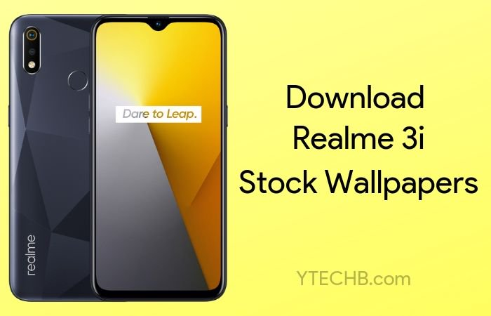 Download Realme 3i Stock Wallpapers in HD+ Resolution! Here - Tweet