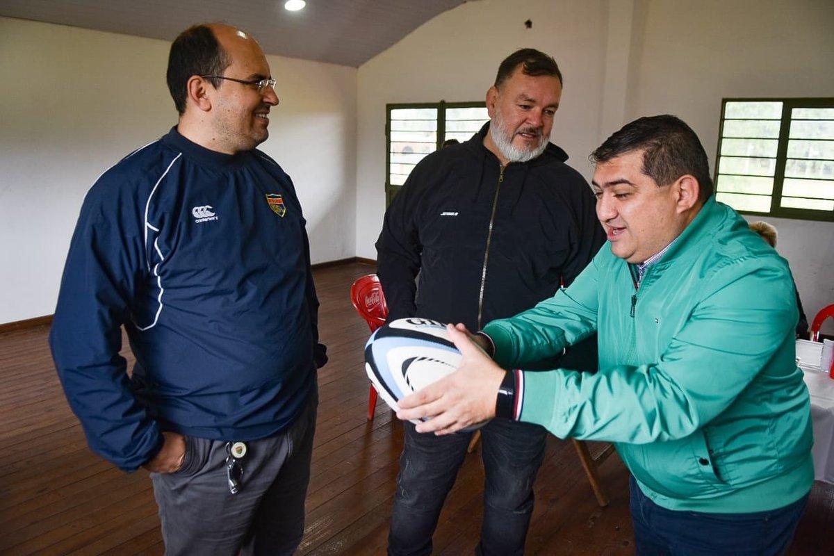 APORTE ECONÓMICO PARA OBRAS DE INFRAESTRUCTURA AL ENCARNACIÓN RUGBY CLUB🏈  📲 http://encarnacion.gov.py/aporte-economico-para-obras-de-infraestructura-al-encarnacion-rugby-club/…  #Encarnación