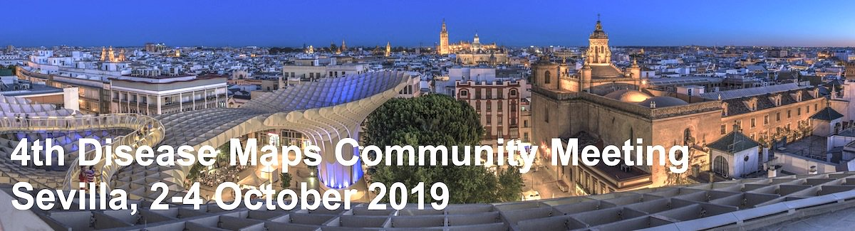 The 4th Disease Maps Community Meeting #DMCM2019 will take place on October, 2nd-4th, in Seville at @HospitalUVRocio with @ClinicalBioinfo  👉https://t.co/FfcjVHfUpN  #SystemsMedicine #ClinicalBioinformatics @FProgresoysalud https://t.co/E4lviGW03r