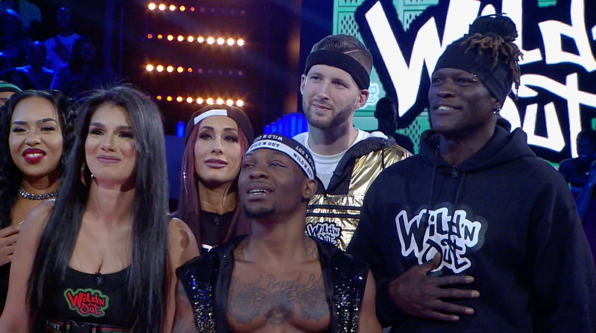 @WildNOut's photo on R-Truth
