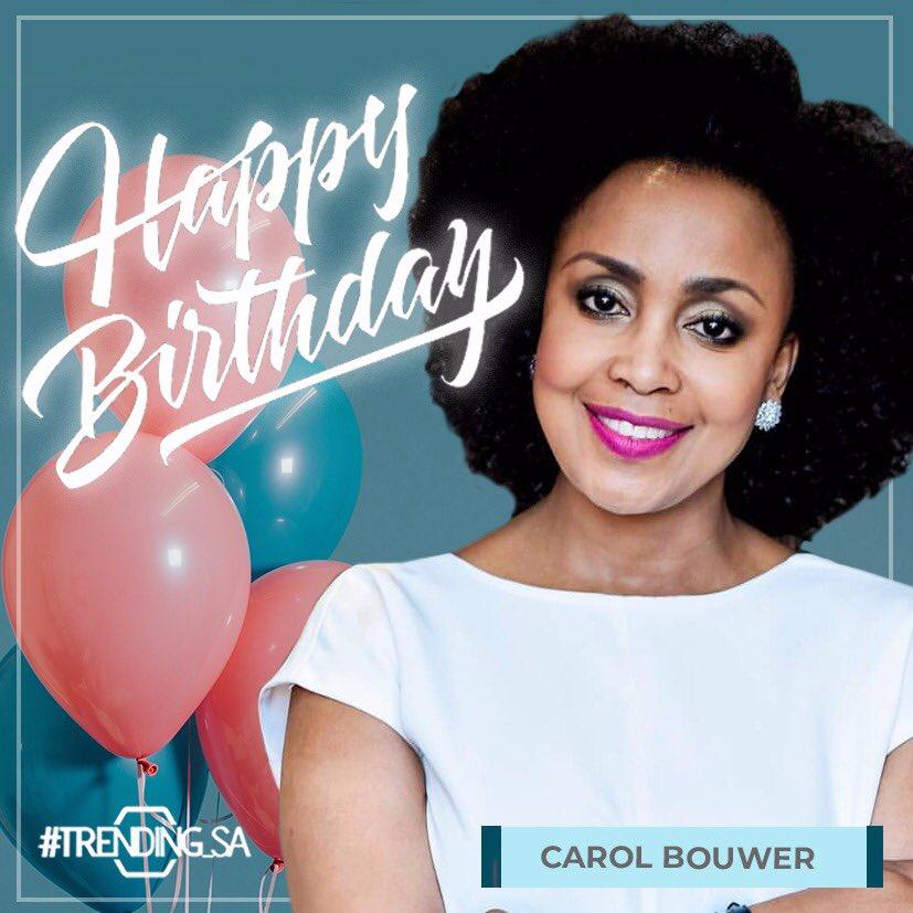 Happy birthday Carol Bouwer carolbouwer 🎈🎊🎂🎉🎁 #tsaon3 #tsaonline