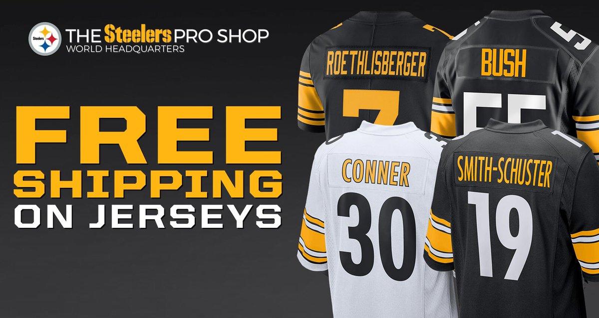 online store 9cf82 85949 Steelers Pro Shop on Twitter: