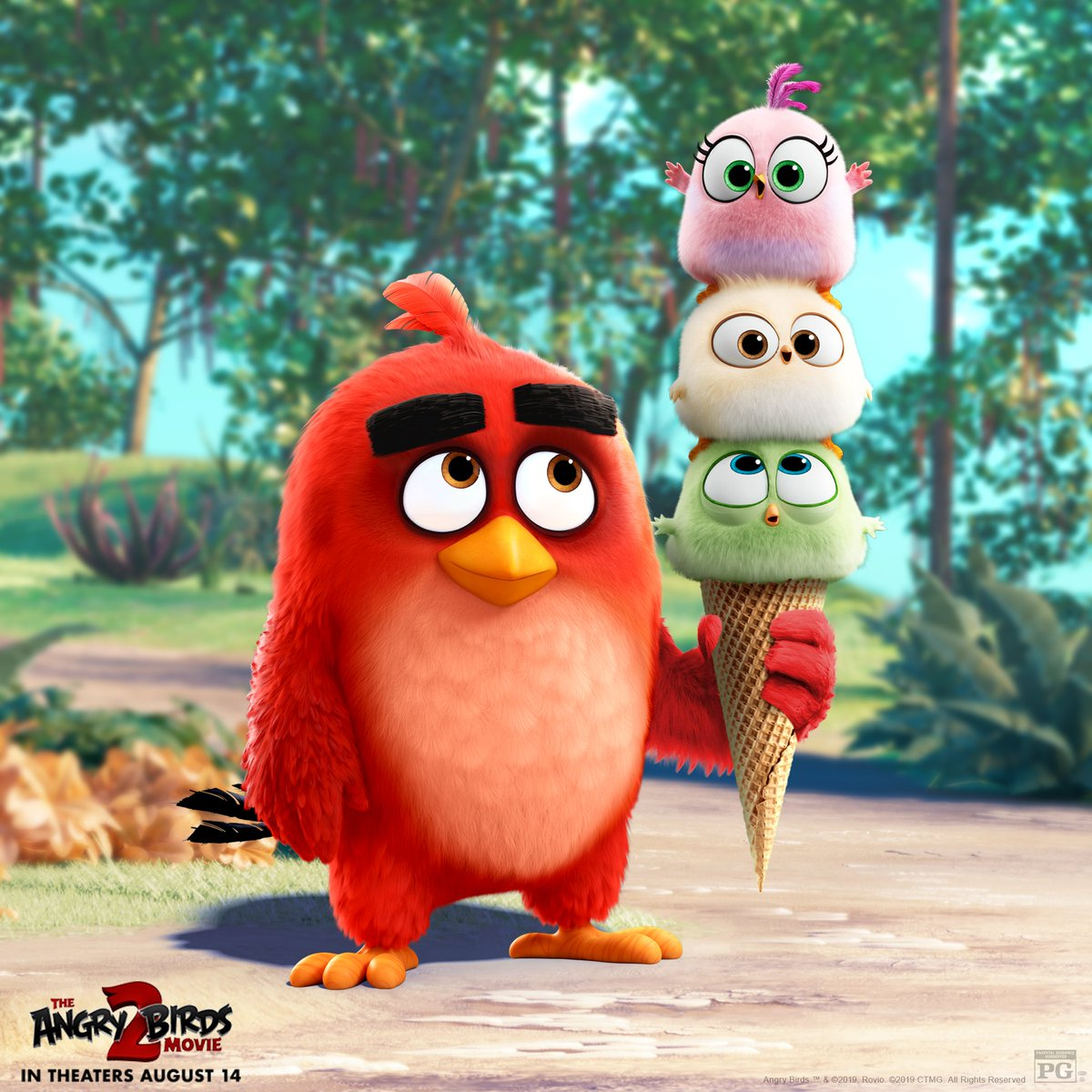 the angry birds movie 3 release date