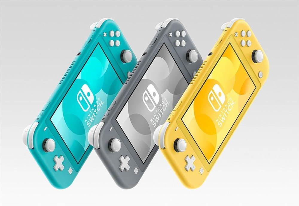 任天堂から携帯特化の「ニンテンドースイッチ ライト(Nintendo Switch Lite)」 - https://www.fashion-press.net/news/51719